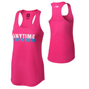 CENA Training Anytime, Anywhere Women's Racerback Tank Top