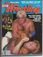 Inside Wrestling - April 1982