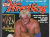 Inside Wrestling - April 1982