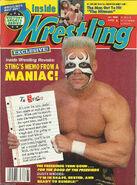 Inside Wrestling - January 1992