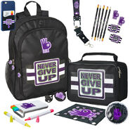 John Cena Cenation Respect Back To School Deluxe Package (23 Piece Set)