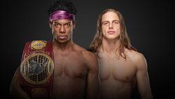 NXT New York Velveteen v Riddle
