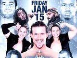 ROH Winter Warriors Tour 2016 - Night 1