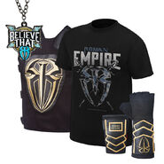Roman Reigns Roman Empire Halloween T-Shirt Package