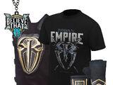 """Roman Reigns """"Roman Empire Halloween"""" T-Shirt Package"""
