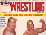 The Ring Wrestling - October 1964