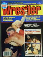 The Wrestler - May 1985