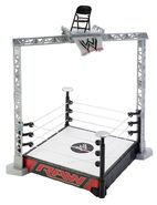 WWE Super Strikers Slam 'n Launch Arena Playset