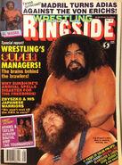 Wrestling Ringside - June 1987