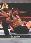2001 WWF The Ultimate Diva Collection (Fleer) Jacqueline 72