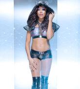 Alicia Fox Ready For Battle 03