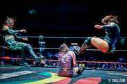 CMLL Martes Arena Mexico (September 24, 2019) 6