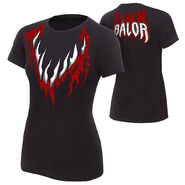 Finn Bálor Catch Your Breath Women's Authentic T-Shirt
