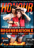 Honour Magazine - October 2011