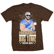 Randy Savage Cup Of Coffee T-Shirt