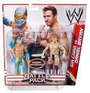 WWE Battle Packs 15 Sin Cara & Daniel Bryan