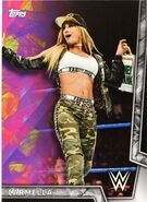 2018 WWE Women's Division (Topps) Carmella 7
