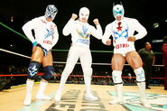CMLL Domingos Arena Mexico (March 25, 2018) 3