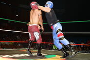 CMLL Martes Arena Mexico (July 17, 2018) 2