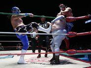 CMLL Martes Arena Mexico 8