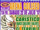 CMLL Sabados De Coliseo (July 22, 2017)