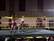 NXT House Show (Oct 21, 16') 6