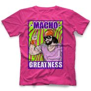 Randy Savage Greatness T-Shirt