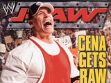 WWE Raw Magazine - July 2005