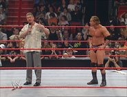 Rob Conway is fired by Vince McMahon