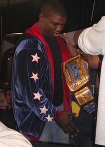 Shelton Benjamin-Tag Team Championship