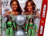 WWE Battle Packs 24 Cameron & Naomi