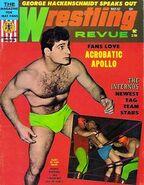 Wrestling Revue - May 1967