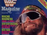 WWF Magazine - December 1987