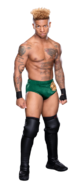 Lio Rush stat photo