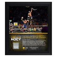 Street Profits NXT TakeOver XXV 15 x 17 Commemorative Plaque