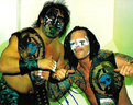 The Great Muta and Vampiro