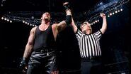 Undertaker vs Ric Flair at WrestleMania 18