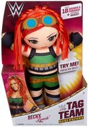 WWE Tag Team Superstars Becky Lynch Doll copy