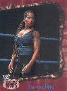2002 WWE Absolute Divas (Fleer) Jacqueline 42