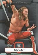 2010 WWE Platinum Trading Cards Edge 23