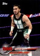 2018 WWE Wrestling Cards (Topps) Mustafa Ali 64
