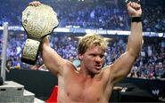 Chris Jericho Heavyweight Title
