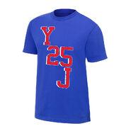 Chris Jericho Y25J Commemorative T-Shirt
