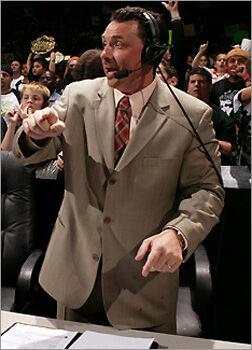 Color Commentator Pro Wrestling Fandom