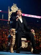 Regal King of the ring chair