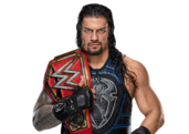 Roman Reigns Universal Champion