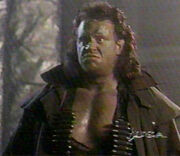 Undertaker in Suburban Commando(1991)