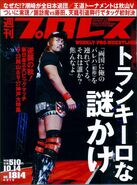 Weekly Pro Wrestling 1814