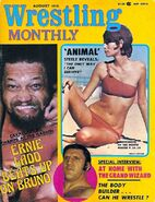 Wrestling Monthly - August 1976