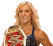 Wwe women s champion charlotte by nibble t-daayec6